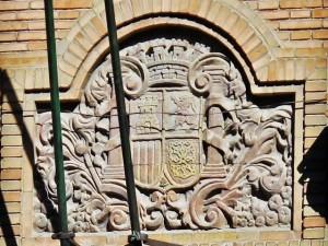 Escudo de España de la Segunda República.